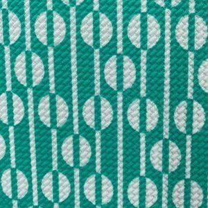 Lularoe LLR Cassie Pencil Skirt XL Green White Dot